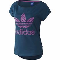 Blusa Adidas De Dama 100% Original