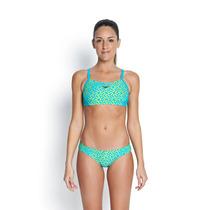 Malla Speedo Natacion Mujer Bikini Monogram Allover