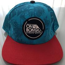 Boné Onbongo Nalani Azul !!! Original, Oferta..