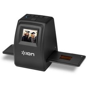 Scaner De 35mm Con Tarjeta Sd Ion Film 2 Sd Plus