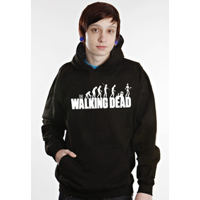 Blusa The Walking Dead Moletom Canguru