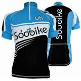 3 Camisas De Ciclismo Sódbike Personalizadas - Bike