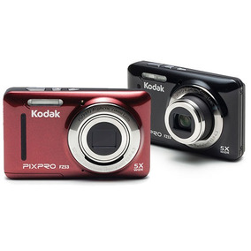 Kodak Fz53 Camara Digital 16mp Zoom Optico 5x Video Hd 720p