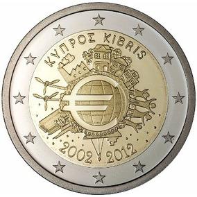 Chipre 2012 Moneda 2 Euros Sin Circular Tye