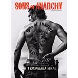 Sons Of Anarchy Septima Temporada 7 Dvd