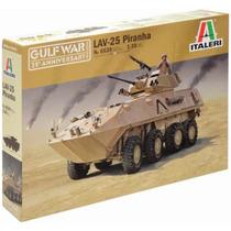 Tanque Italeri Vehiculo Piranha Lav-25 Golfo 1/35 Arma Pinta