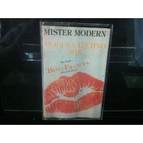 Mister Modern Modern Techno Mix Cassette Ca1