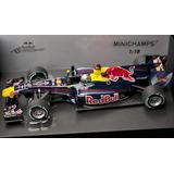 1:18 S. Vettel Red Bull Racing Rb6 2010 Abu Dhabi Gp World