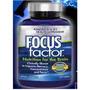 Focus Factor Vitaminas Y Minerales Para El Cerebro 150 Table