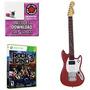 Mad Catz Rock Band 3 Pro-guitarra Bundle? Incluye Red Hot