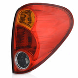 Lanterna Traseira L200 Triton 08/... Tricolor Np