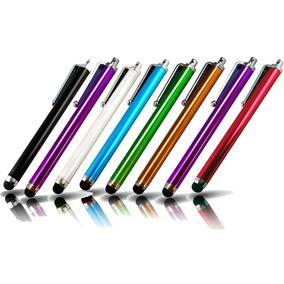 Kit 10 Stylus Capacitiva Elegante Ipad Ipod Iphone Samsumg