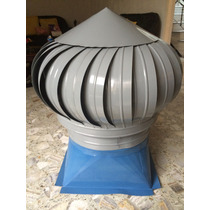 Extractores De Aire Atmosferico Cebolla /eolico 20 Pulgadas
