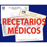 Recetarios, Impresion De Recetas Medicas Hasta Tu Casa