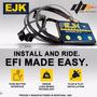 Ecu Fuel Controller Ejk Para Yamaha Xj6 2004 - 2016