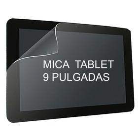 Protector De Pantalla Mica Tablets 9 Pulgadas