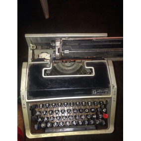 Máquina Datilografia Olivettiolivetti