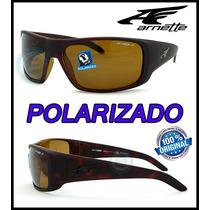 Lentes Arnette La Pistola Polarizado 4179 2152 Havana -brown