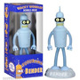 Futurama - Bender Wacky Wobbler - By Funko - Nuevo