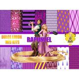 Kit Imprimible Fondos, Imagenes Princesa Rapunzel!!!
