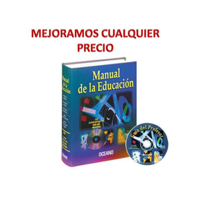 Libro De La Educación Editorial Oceano 1 Tomo + 1 Cd