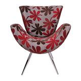 Cadeira Poltrona Francesca Decor Design