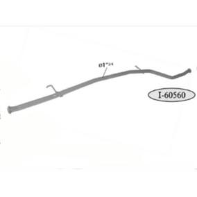 Caño Intermedio Peugeot 207 Sin Baúl - Instalado !!
