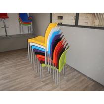 Silla Plastica Vivi Restaurantes, Bares Cafeterias