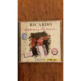 Ricardo Montaner Exitos Y Algo Mas