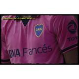 Camiseta Boca Juniors 2014 Rosa