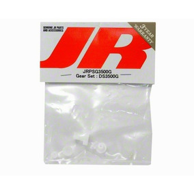 Jr Replacement Servo Gear Set (ds3500g)