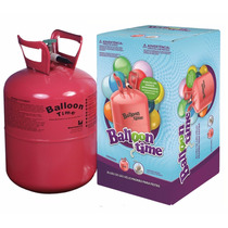 Cilindro Gás Hélio Descartável - Para Inflar 30 Balões No 9