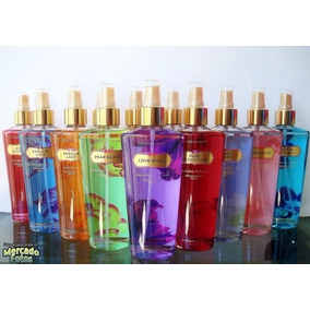 Splash Victoria Secret Originales De Diversas Fragancias