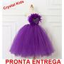 Fantasia Carnaval Infantil Luxo Pronta Entrega
