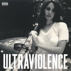 Vinilo Lana Del Rey Ultraviolence Nuevo Sellado Importado