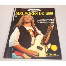 Revista - Bizz - Melhores De 1990