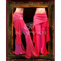 Pantalon Para Bellydance -danza Arabe-