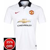 Camiseta Manchester United Oficial 2014/15 Original 35% Dto