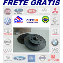 Disco Freio Diant Express/r19/clio/logan/sand(par)7701204282