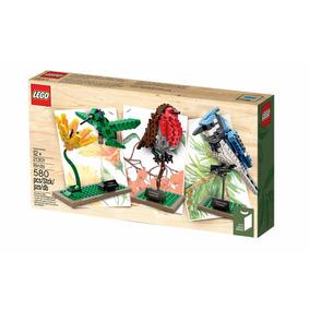 Lego Set 21301 Birds 580 Pzs - Toypride