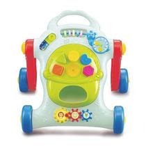 Caminador Andador Con Luces Y Sonidos Ok Baby Bebes