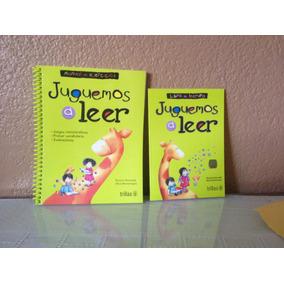 Libro Juguemos A Leer Manual De Ejercicios/libro De Lectura