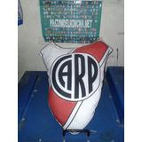 Almohada Almohadon River Plate Lavables 38 X 35