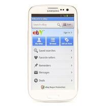 Samsung Galaxy S3 Gsm Andoid 16gb Smartphone Color Blanco