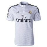 Camiseta Oficial Real Madrid 2014/2015 James 100% Original