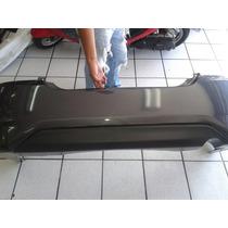 Facia Defensa Nissan Versa Del Y Tras 12-14 Y Linea 2015 17