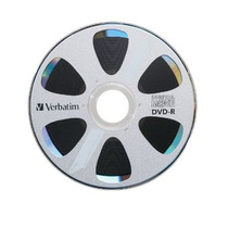 Kit 10 Mini Midia Dvd-r 1.4gb Verbatin P/ Sony