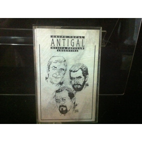 Grupo Vocal Antigal Musica Popular Argentina Cassette Ca4