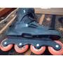 Rollerblade Fusion X3 Con Ruedas Labeda Asphalt
