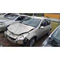 Sucata Renault Sandero 2013 1.6 16v Automatico